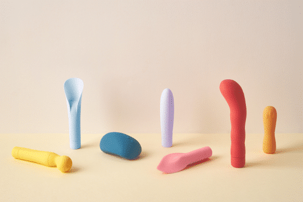 Silent vibrators by Smile Makers