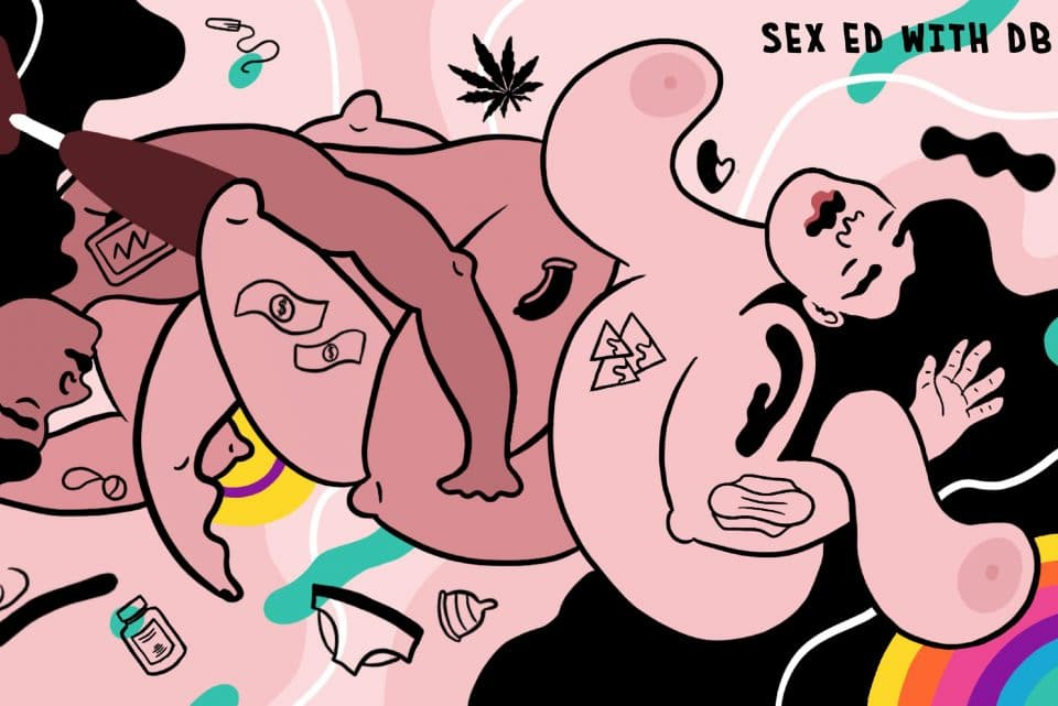 Interview from podcast creator of Sex Ed with DB - blogpost